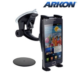 Arkon Slim-Grip SM514 Universal Windshield & Dash In Car Mount