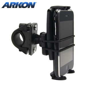 Arkon SM532 Slim iPhone Handlebar Grip Bike Mount