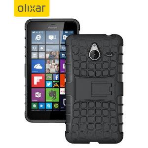 ArmourDillo Microsoft Lumia 640 XL Protective Case - Black