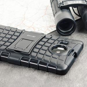 ArmourDillo Protective Microsoft Lumia 950 XL Case - Black