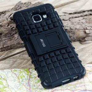 ArmourDillo Samsung Galaxy A3 2016 Case - Black