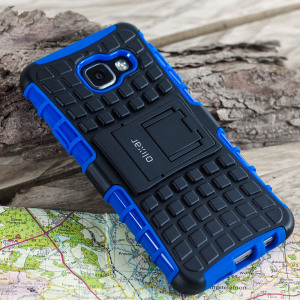 ArmourDillo Samsung Galaxy A3 2016 Case - Blue