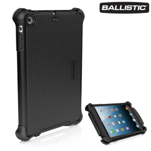 Ballistic iPad Mini 3 / 2 / 1 Tough Jacket Case - Black