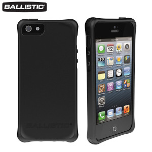 Ballistic LifeStyle Series Case for iPhone 5S / 5 - Black