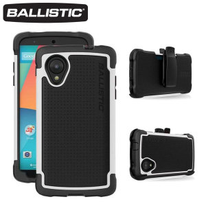 Ballistic SG Maxx Series Case for Google Nexus 5 - White