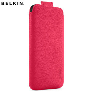 Belkin iPhone 5S / 5 Pocket Case - Pink