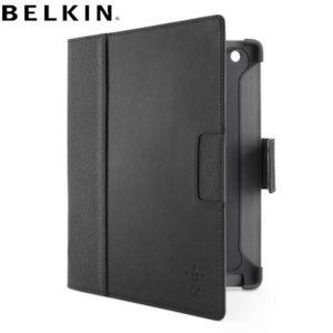 Belkin Leather Magnetic Verve Folio Stand for iPad 3
