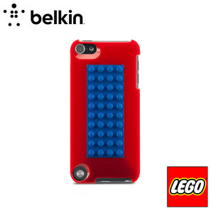 Belkin LEGO Builder Case for iPod Touch 5G - Red