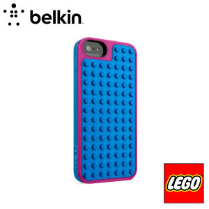 Belkin LEGO Builder Case iPhone 5S / 5 - Purple