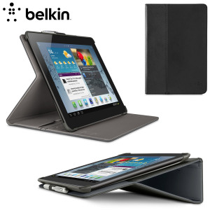Belkin Multi-tasker Pro Leather Folio for Samsung Galaxy Tab 3 10.1