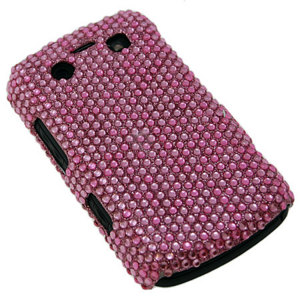BlackBerry Bold 9700/9780 Diamante Hard Back Cover