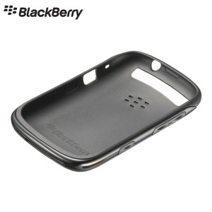 BlackBerry Curve 9320 Premium Shell - ACC-46610-201 - Black