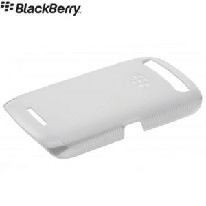 BlackBerry Curve 9830 Hard Shell - ACC-41678-202 - White