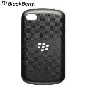 BlackBerry Hard Shell for BlackBerry Q10- Black - ACC-50877-201