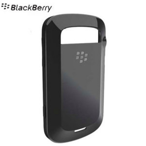 BlackBerry Original Hard Shell for BlackBerry Bold 9900 - Black - ACC-38874-201