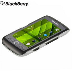 BlackBerry Original Hard Shell for Torch 9860 - ACC-38965-203 - White