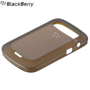 BlackBerry Original Soft Shell for BlackBerry Bold 9900 - Bottle Brown