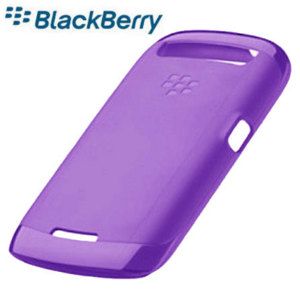 BlackBerry Original Soft Shell for BlackBerry Curve 9360 - Purple