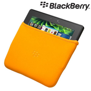 BlackBerry PlayBook ACC-39320-202 Neoprene Sleeve - Fresh Orange
