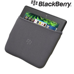 BlackBerry PlayBook ACC-39320-203 Neoprene Sleeve - Grey