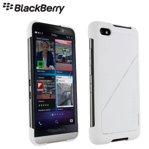 BlackBerry Transform Hardshell Case for Z30 - White