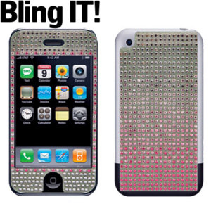 how to put pictures from iphone to computer bling it pack for iphone 3gs 3g gradation pink 20951