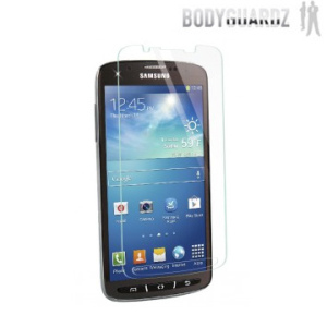 BodyGuardz Pure Samsung Galaxy S4 Active Glass Screen Protector