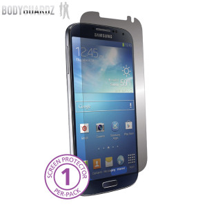BodyGuardz Samsung Galaxy S4 Privacy Screen Protector