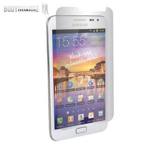 BodyGuardz UltraTough ScreenGuardz (2 pack) for Galaxy Note 3 - Clear