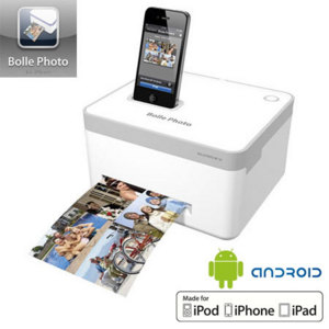 Bolle BP-10 Photo Printer - Apple and Android Devices