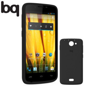 bq Back Cover Case for Aquaris 5HD - Black