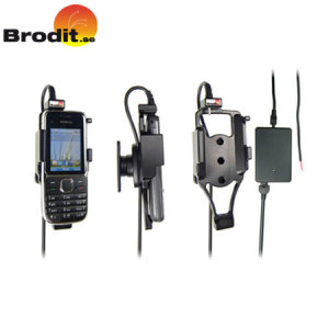 Brodit Active Holder with Molex Adapter System for Nokia C2 01