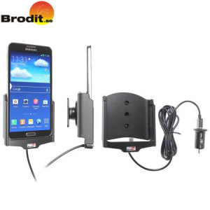 Brodit Active Holder with Tilt Swivel and USB Cable for Galaxy Note 3