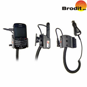 Brodit Active Holder with Tilt Swivel - BlackBerry 8520 Curve