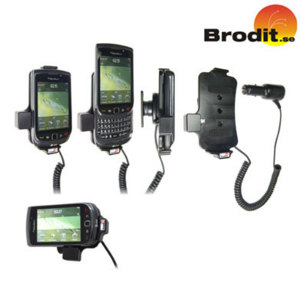 Brodit Active Holder with Tilt Swivel - BlackBerry Torch 9800