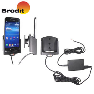 Brodit Active Holder with Tilt Swivel for Samsung Galaxy S4 Mini Fixed