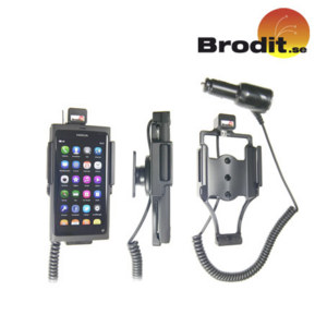 Brodit Active Holder with Tilt Swivel - Nokia Lumia 800