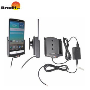 Brodit Active LG G3 In-Car Holder with Molex Adapter