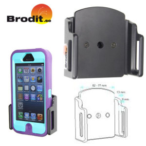 Brodit iPhone 5S / 5C / 5 Passive Holder with Tilt Swivel