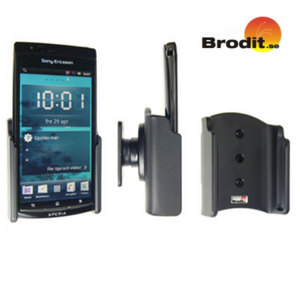 Brodit Passive Holder with Tilt Swivel for Sony Xperia arc S