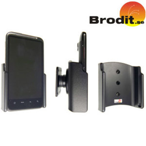 Brodit Passive Holder With Tilt Swivel - HTC Desire HD