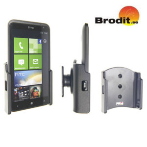 Brodit Passive Holder with Tilt Swivel - HTC TITAN