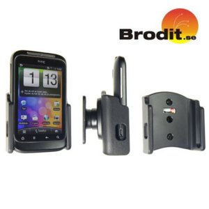 Brodit Passive Holder With Tilt Swivel - HTC Wildfire S