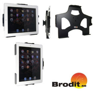Brodit Passive Holder with Tilt Swivel - iPad 2