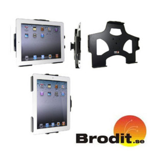 Brodit Passive Holder with Tilt Swivel - iPad 3