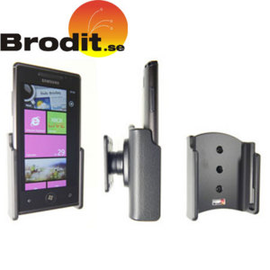 Brodit Passive Holder With Tilt Swivel - Samsung Omnia 7