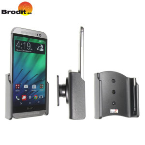 Brodit Passive HTC One M8 In Car Holder with Tilt Swivel