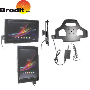 Brodit Sony Xperia Tablet Z Active Holder with Molex Adapter