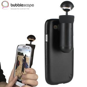 bubblescope 360 camera attachment and case for samsung