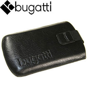 Bugatti Slim Leather Case for iPod Nano (1G-5G)